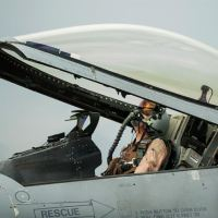 This Happens If A Fighter Pilot Ejects But The Cockpit Glass Doesn't Open
