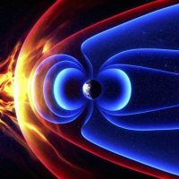 Mesmerizing Simulation Video Of Earth's Magnetic Field