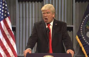 Donald Trump (Alec Baldwin)