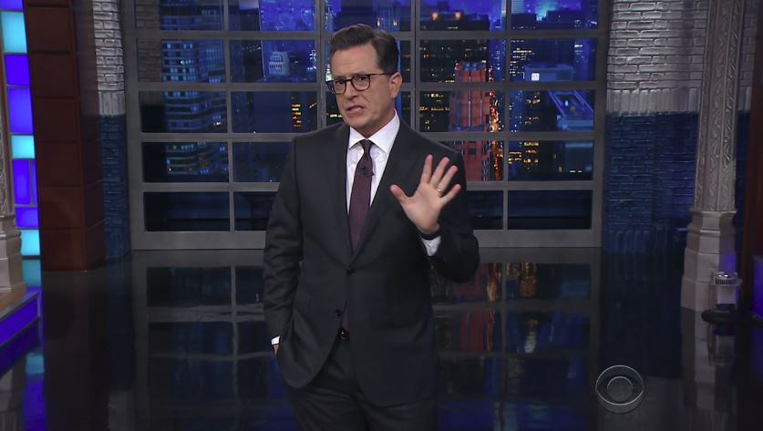 Stephen Colbert: Trump Doesn't Agree With 'We The People'