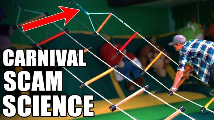Carnival Scam Science