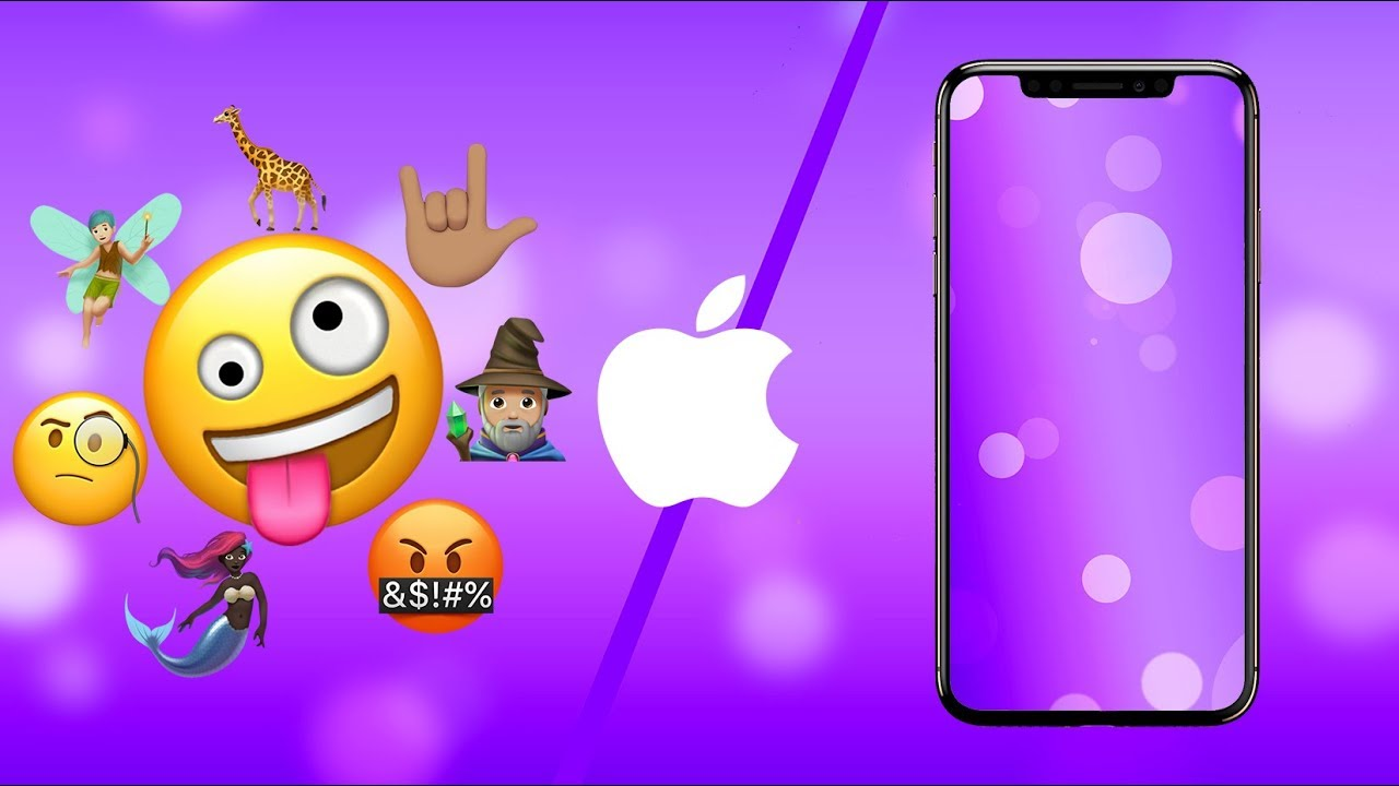 New iOS 11.1 Emojis & Dynamic Wallpapers! - Unshootables