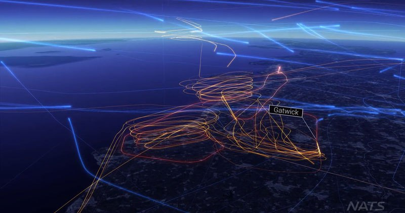 Drone Into a Controlled Airspace