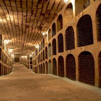 You Can Drive Your Car In This Massive Underground City Filled With Wine