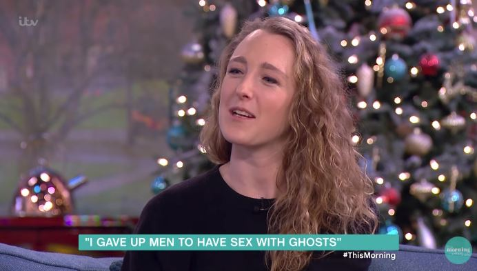 Woman Claims She's Had Sex With 20 Ghosts