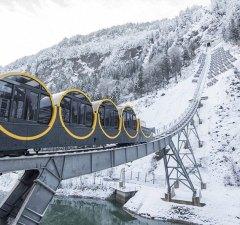 Steepest Cliff Railway