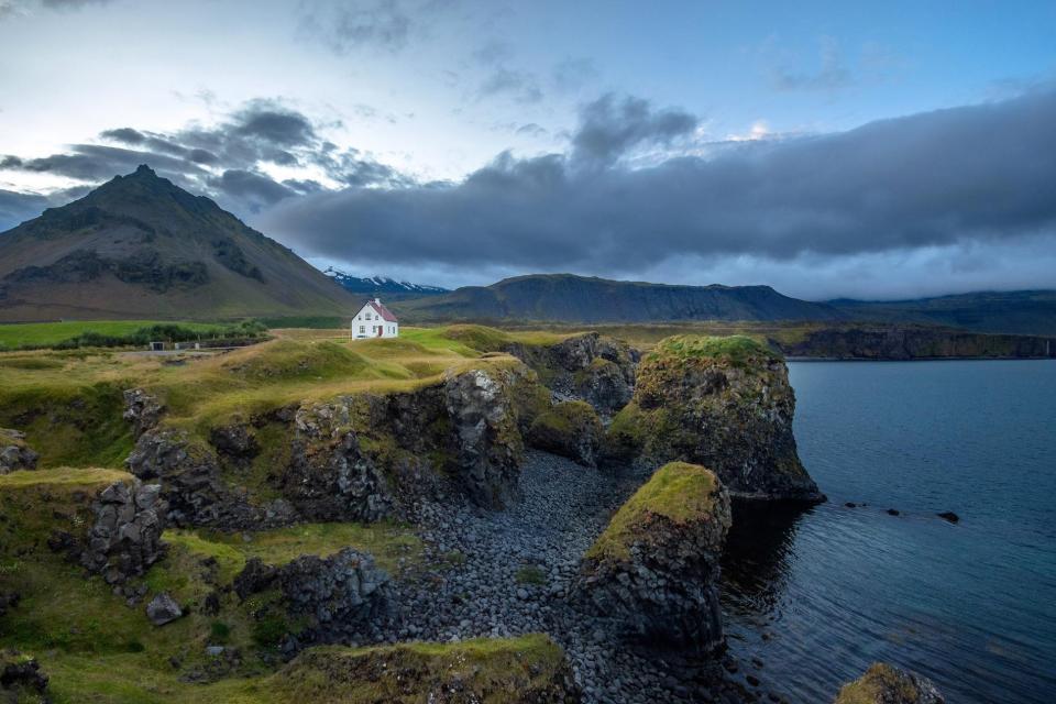 Hafnarfjörður,Iceland