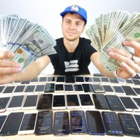 Cryptocurrency Mining on 65+ iPhones! How Much It Will Cost?