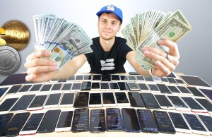 Cryptocurrency Iphone