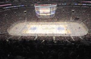The Staples Center