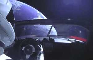 spacex tesla
