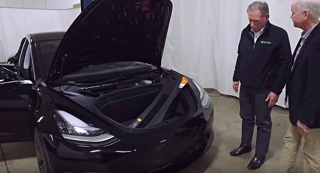 Automotive Expert Tears Apart A Tesla Model 3 And Points Out All The Problems With It