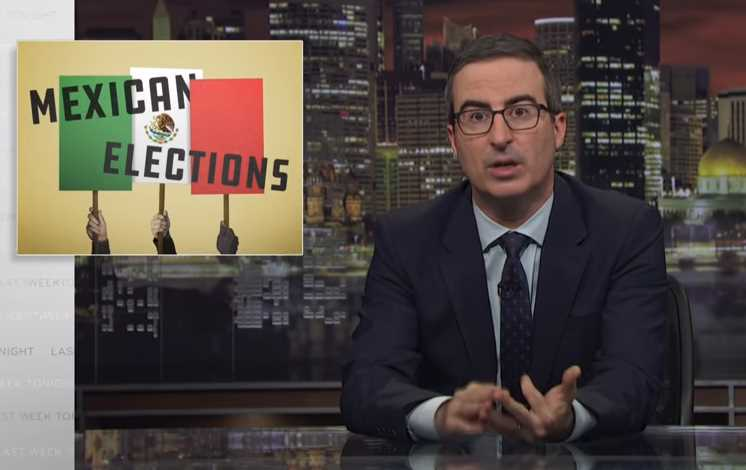 Mexican Elections: Last Week Tonight with John Oliver (HBO)