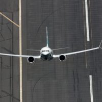 Watch: Boeing 737 Max Perform Vertical Takeoff