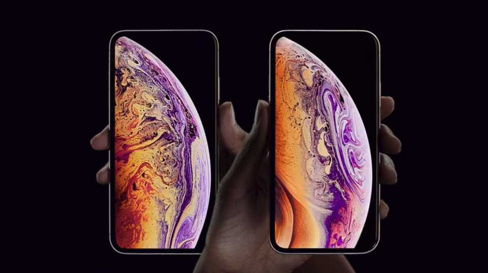 iPhone Xs vs X