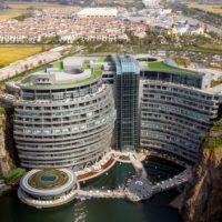 World's First Underground Luxury Hotel Opens in China