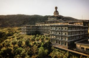 Abandoned Hotel In Japan