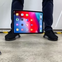 Apple's New iPad Pro Drop Test Video
