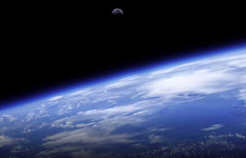 4K Timelapse of Earth's Orbit
