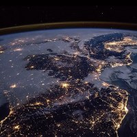 Looking At Earth From the International Space Station in 4K Video