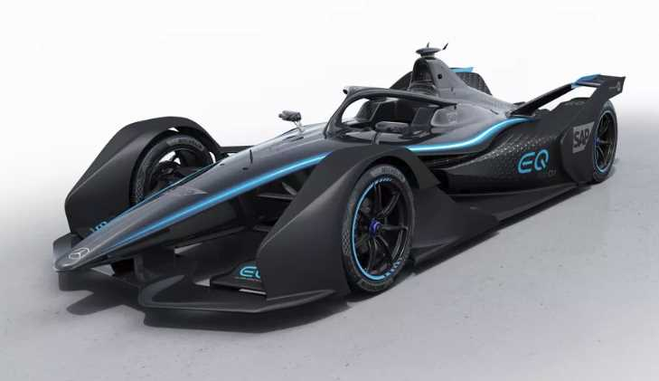 Mercedes-race-car