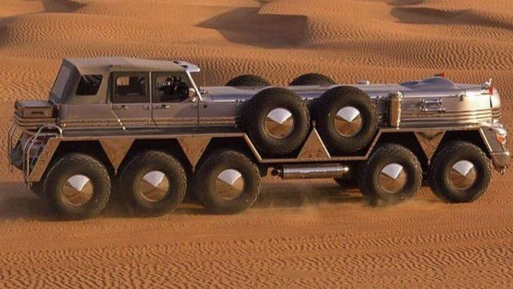 Monster SUV
