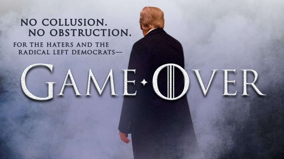 Game of Thrones HBO Trump