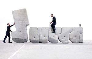 Giant Concrete Blocks