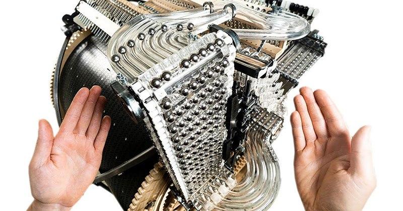 Musical Marble Machine