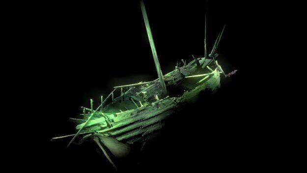Shipwreck Discovered in Baltic Sea