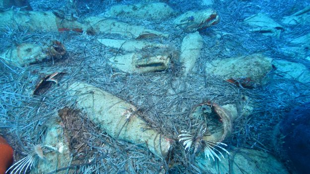 Ancient Roman Shipwreck