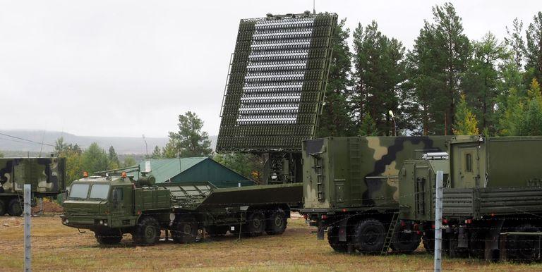 Quantum Radar