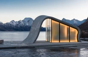 Norway Public Toilet