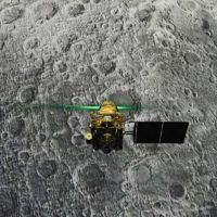 Vikram Lander Has Been Discovered On Lunar Surface By ISRO