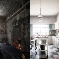 How Kitchens Are Transformed In The Last 500 Years