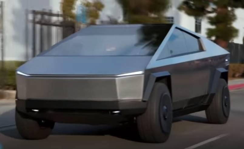 Tesla's Cybertruck