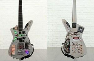 Time Machine Bass Guitar