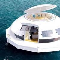 Meet Anthénea, Your Next Autonomous Floating Luxury Hotel Room