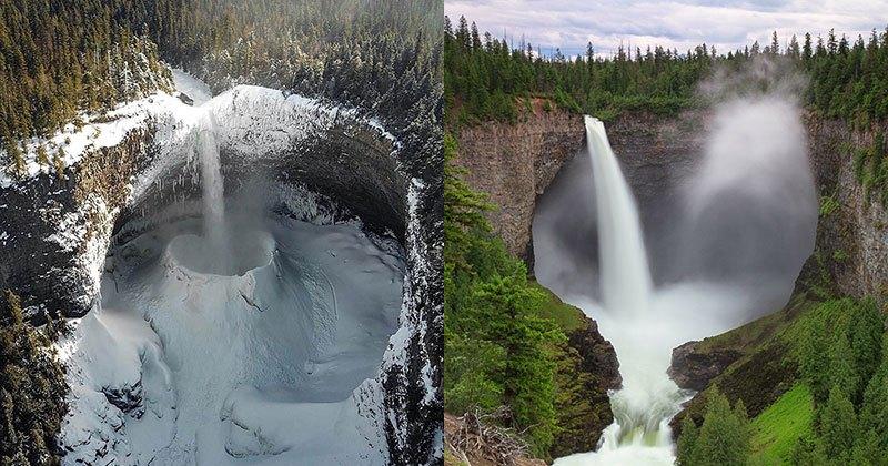 Helmcken Falls Canada