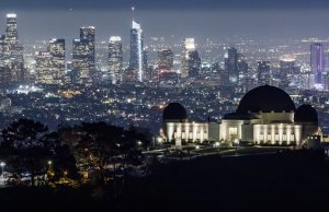 Los Angeles 4K Hyperlapse Video