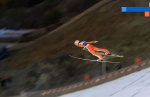 World Record for Longest Ski Jump