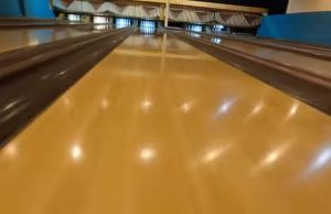Bowling Alley Drone Sequence