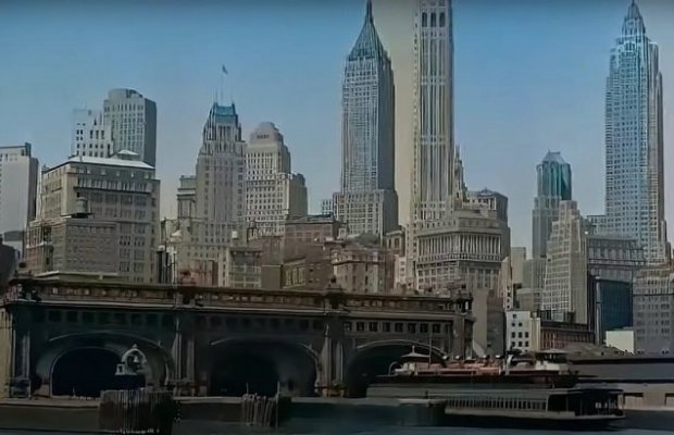 New York Remastered Color Videos