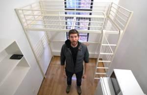 New York's Smallest Studio Apartment