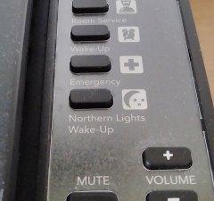 Northern Lights Wake-Up Call