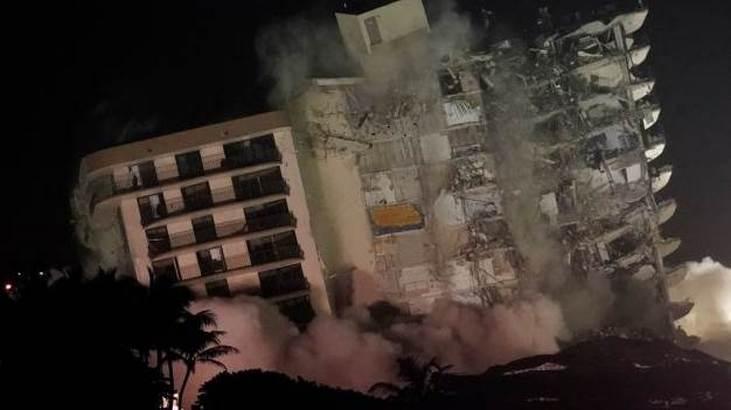 Florida Condo Building