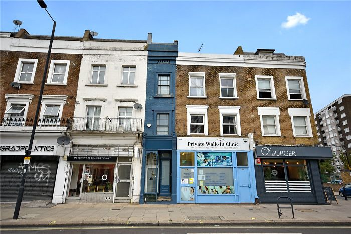 London's Narrowest House