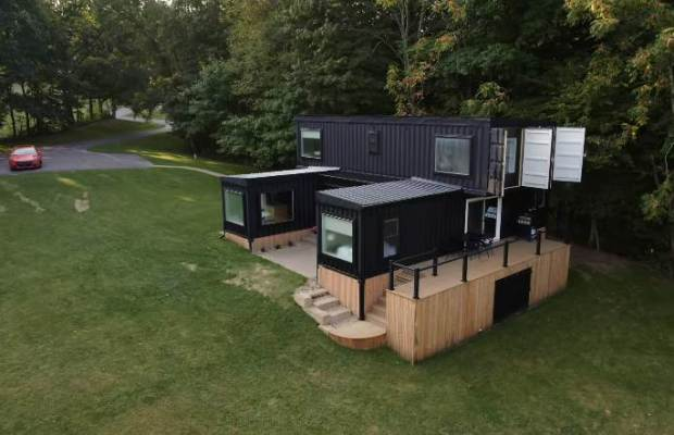 Container Rental Home