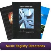 Music Business Registry