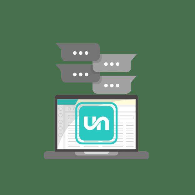 Menghubungkan semua customer service logistik